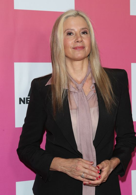 Mira Sorvino – 2019 Power Women Summit in Santa Monica