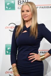 "Mira Sorvino - ""Drowning"" Photocall at Rome Film Festival"