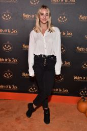 """Mollee Gray – """"Nights Of The Jack's"""" Friends & Family VIP Preview in LA"""