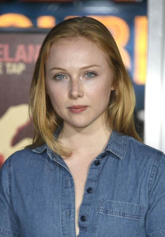 "Molly Quinn – ""Zombieland: Double Tap"" Premiere in Westwood"