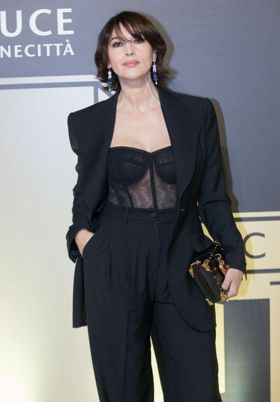 Monica Bellucci - AMPAS Golden Carpet Event in Rome 10/08/2019