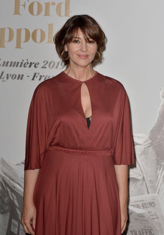 Monica Bellucci - Lumiere Award Ceremony at the 11th Lyon Lumiere Festival