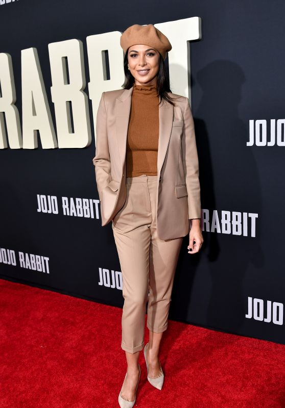 "Moran Atias - ""Jojo Rabbit"" Premiere in Los Angeles"
