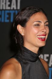 """Morena Baccarin - """"The Great Society"""" Play, Broadway Opening Night 10/01/2019"""