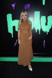 Natalie Alyn Lind – Huluween Party at NYCC 10/04/2019