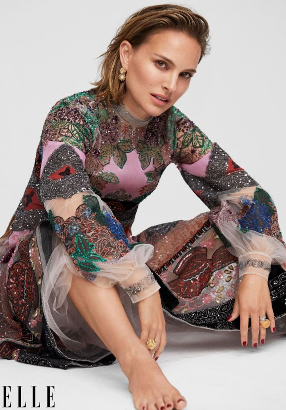 Natalie Portman - ELLE Magazine Women in Hollywood November 2019