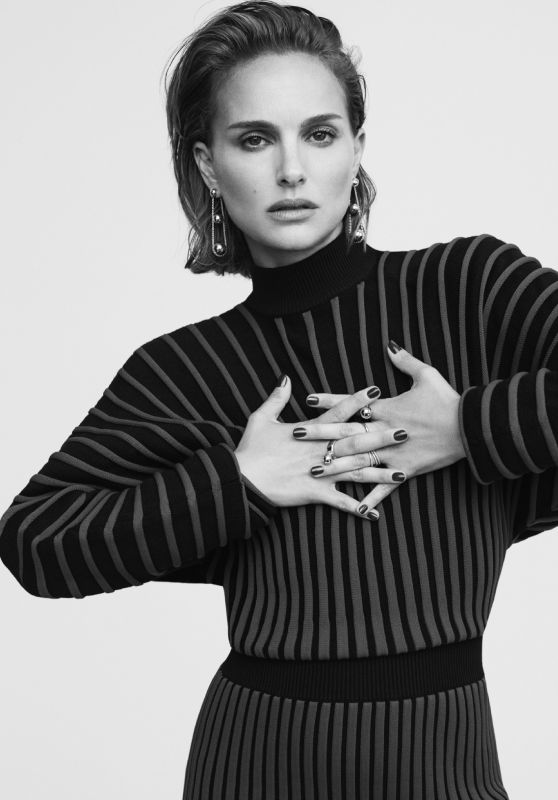 Natalie Portman – ELLE Women in Hollywood November 2019 Issue
