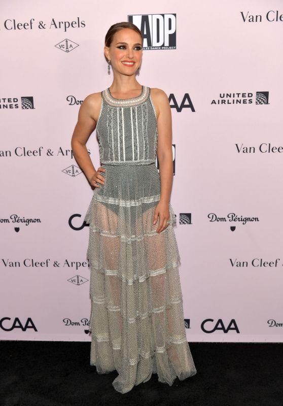 Natalie Portman - L.A. Dance Project Annual Gala 10/19/2019