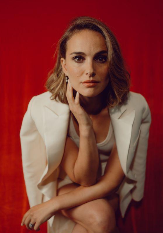 Natalie Portman - The New York Times 10/04/2019