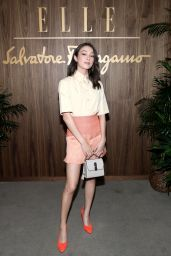Natasha Liu Bordizzo – ELLE & Ferragamo Hollywood Rising Celebration in West Hollywood