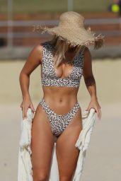Natasha Oakley in a Bikini on Bondi Beach in Sydney 10/27/2019