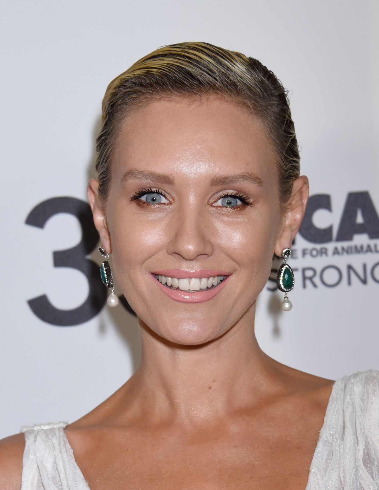 Nicky Whelan Last Chance for Animals Gala in Beverly Hills