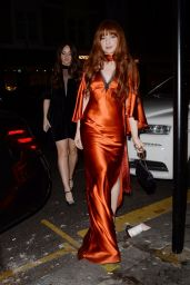 Nicola Roberts - Leaving the Chiltern Firehouse in London 10/05/2019
