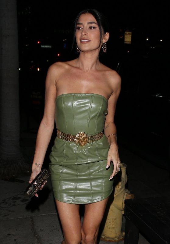 Nicole Williams - Arrives at The Kassi Club 10/30/2019