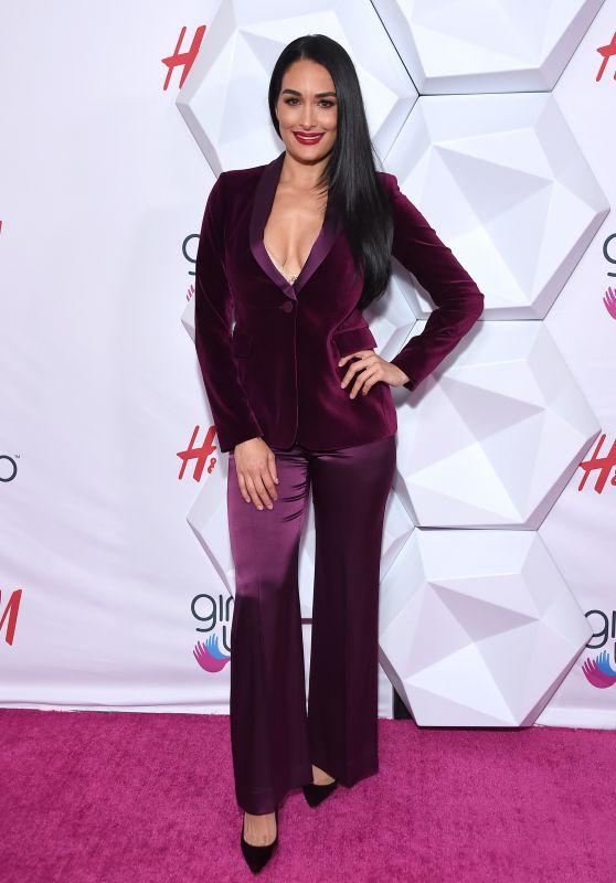 Nikki Bella – 2019 Girl Up #GirlHero Awards in Beverly Hills