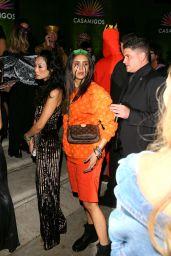 Nina Dobrev – 2019 Casamigos Halloween Party