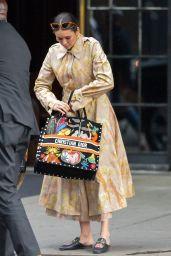 Nina Dobrev - Leaving The Bowery Hotel in downtown Manhattan, New York City 10/07/2019