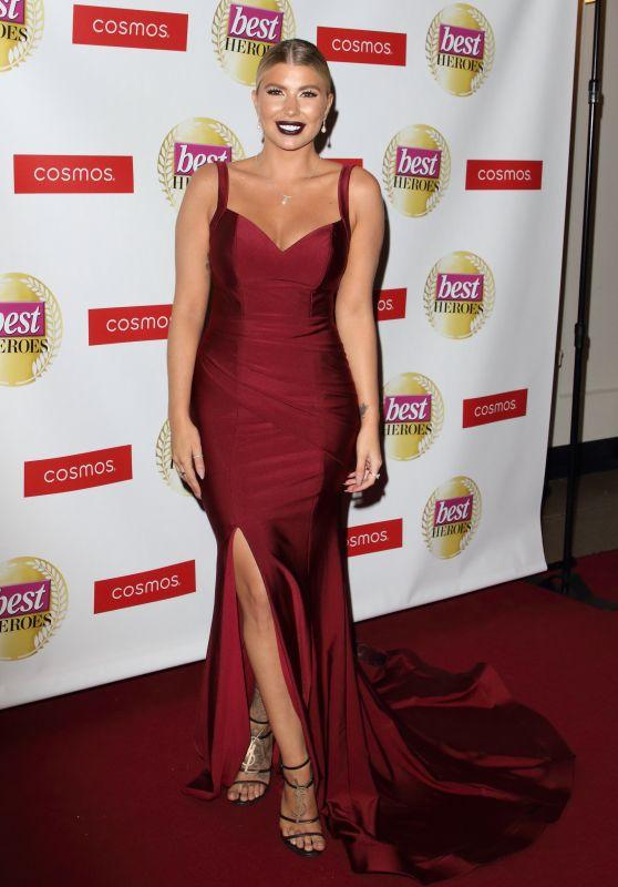 Olivia Buckland - Best Heroes Awards 2019