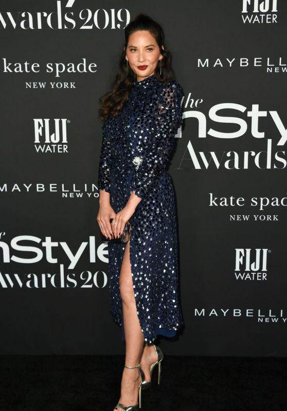 Olivia Munn – 2019 Instyle Awards