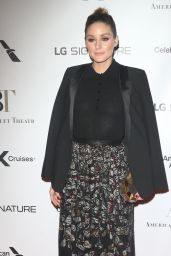 Olivia Palermo - ABT Fall Gala in New York 10/16/2019