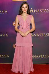 "Olivia Sanabia – ""Anastasia"" Musical Opening Night in LA 10/08/2019"