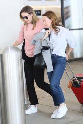 Olivia Wilde at LAX Airport in LA 10/30/2019