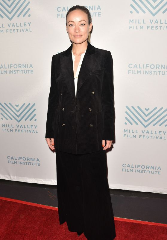 "Olivia Wilde - ""Spotlight On Olivia Wilde"" at Mill Valley Film Festival 10/04/2019"