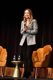 Olivia Wilde - Wonder Women: Directors Panel at the 22nd SCAD Savannah Film Festival 10/29/2019