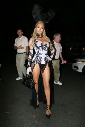 Paris Hilton – 2019 Casamigos Halloween Party