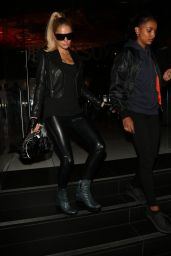 Paris Hilton and Jasmine Tookes - Katsuya in Hollywood 10/19/2019