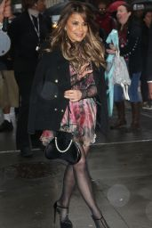 Paula Abdul - Out in NYC 10/03/2019