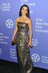 "Penelope Cruz - ""Wasp Network"" Premiere at NYFF 10/05/2019"