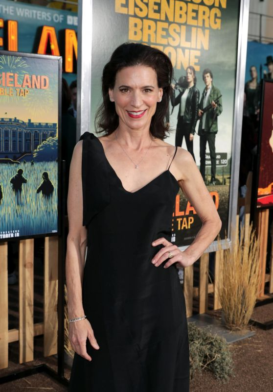 "Perrey Reeves – ""Zombieland: Double Tap"" Premiere in Westwood"
