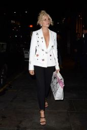 Pixie Lott - Leaving the Chiltern Firehouse in London 10/05/2019