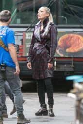 "Pom Klementieff - ""Thunder Force"" Set in Atlanta 10/23/2019"