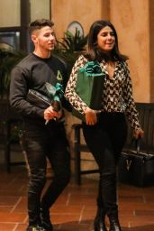 Priyanka Chopra and Nick Jonas - Out in Beverly Hills 10/09/2019