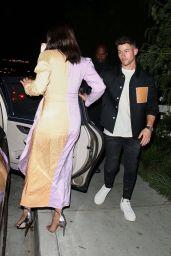 Priyanka Chopra and Nick Jonas - Out in West Hollywood 10/14/2019