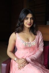 "Priyanka Chopra - ""The Sky Is Pink"" Promotion in Ahmedabad"
