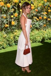 Rachel Bilson - Veuve Clicquot Polo Classic in LA 10/05/2019