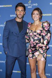 Rachel Legrain-Trapani - Breitling Boutique Opening in Paris 10/03/2019