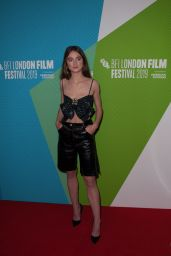"Raffey Cassidy - ""The Other Lamb"" Premiere at London Film Festival 10/11/2019"