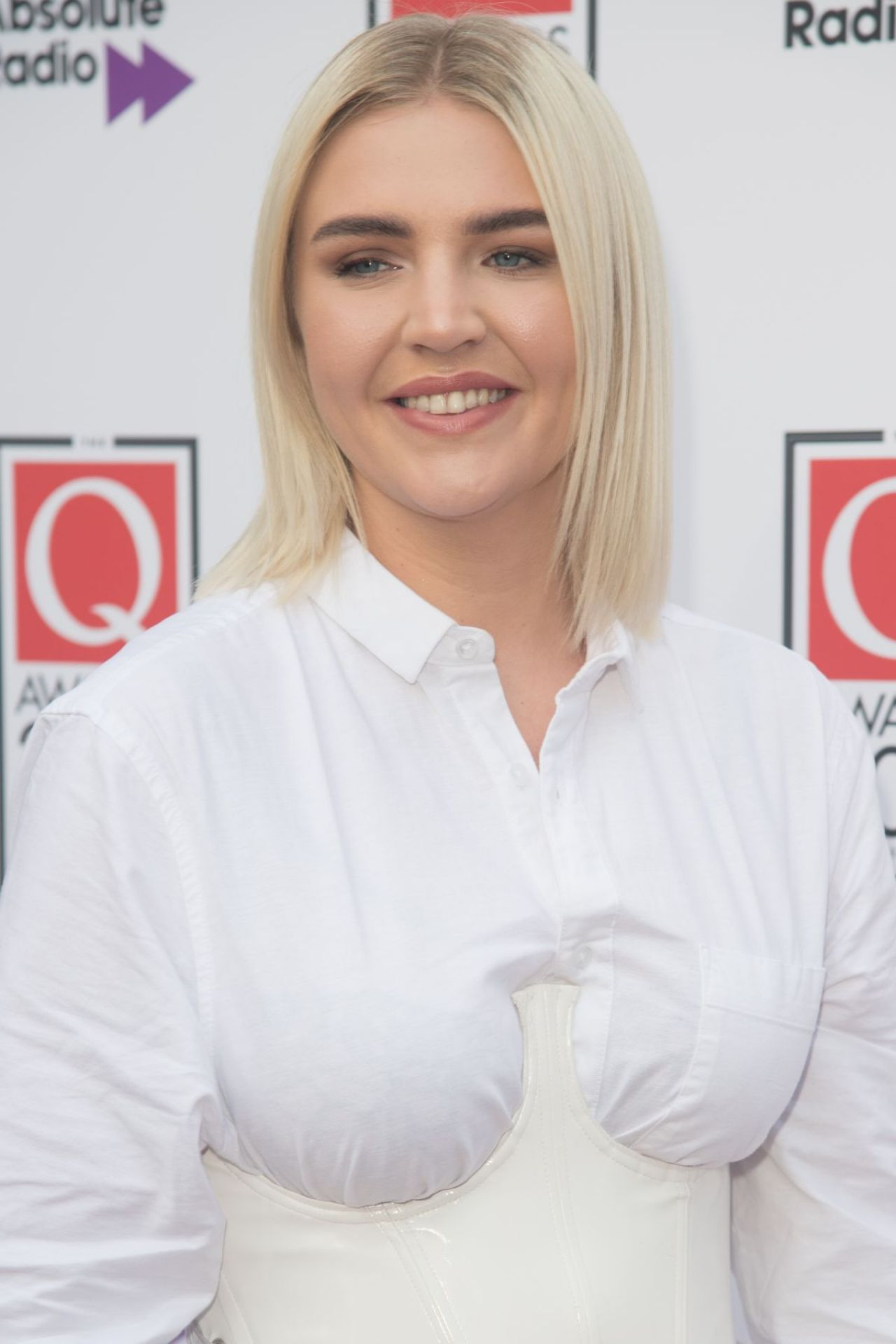 Rebecca Lucy Taylor Self Esteem Q Awards In London 10 16 2019 Celebmafia