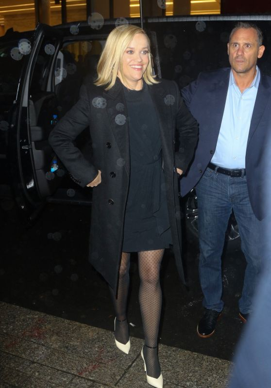 """Reese Witherspoon - Arrives at the Paley Center for """"The Morning Show"""" 10/29/2019"""