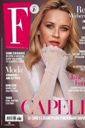 Reese Witherspoon - F Magazine 11/05/2019 Issue