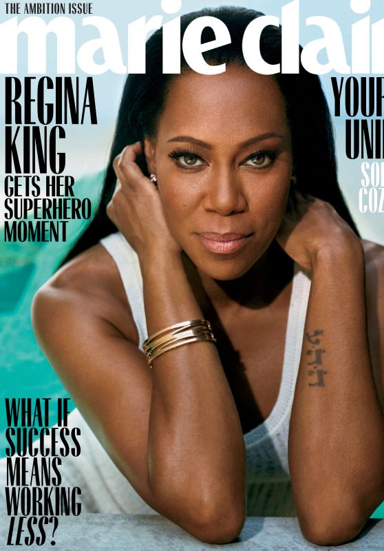 Regina King - Marie Claire USA November 2019 Issue