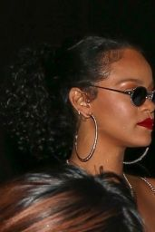 Rihanna Night Out Style - Nice Guy in West Hollywood 10/22/2019