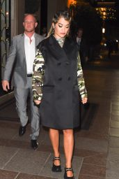 Rita Ora - Leaving the Miu Miu After Party Dinner in Paris 10/01/2019
