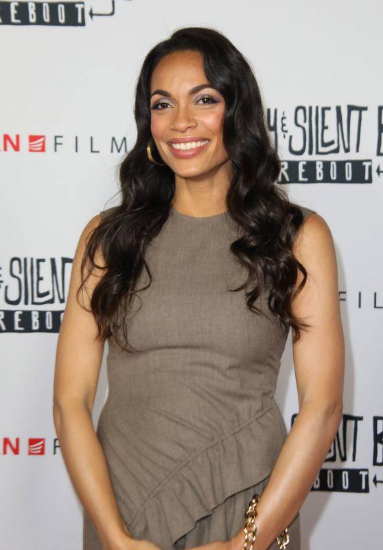 "Rosario Dawson - ""Jay & Silent Bob Reboot"" Premiere in Hollywood"