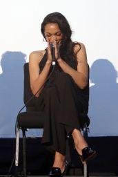 "Rosario Dawson - ""LA Woman Rising"" Premiere in Los Angeles"