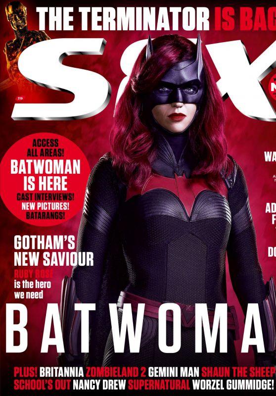 Ruby Rose - SFX Magazine November 2019 Issue